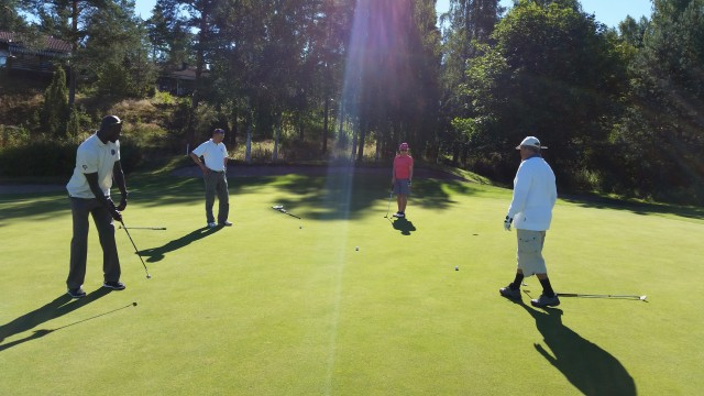 Golf Challenge 2015 2