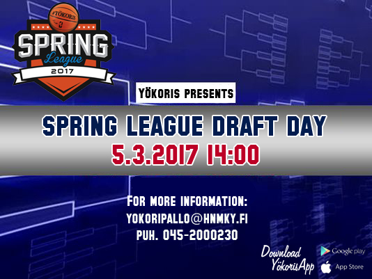 spring league draft day 2017