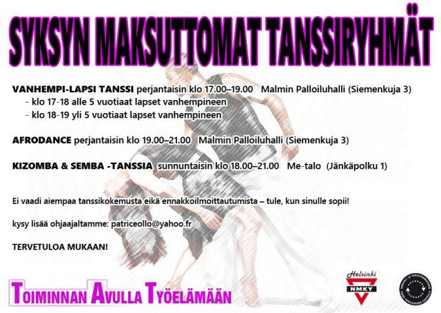 TAT Tanssit 9-2017