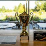 Helsinki YMCA Golf Challenge 2018 Invitational kiertopalkinto saa 5. voittajakaiverruksensa, Golfbasket Mikko Koivisto ja Martti Kuisma, Onneksi olkoon!
