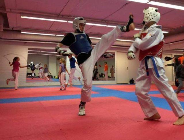 Taekwondon huippuhetki11